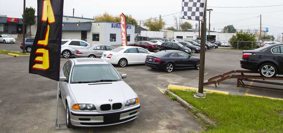 Used High End Cars For Sale Toronto